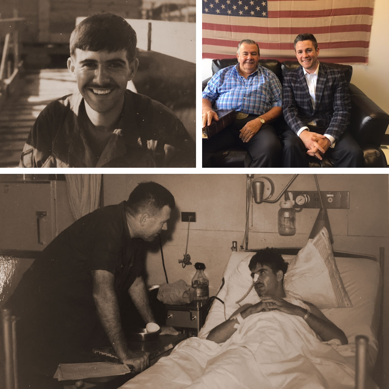 July 4th The Health Dare Honors Vietnam Veteran & Gives Money To Spend At Whole Foods