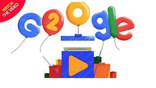 Google a 20 ans