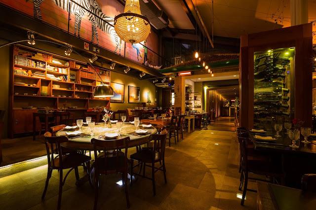 Onde comer em São Paulo - Casa Tavares