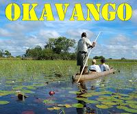 okavango, africa, edupunto