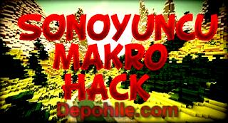 Minecraft Sonoyuncu Makro Nasil Acilir 2 Makro Indir 2018 Ko Cuce