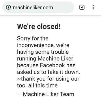 MACHINELIKER.COM tutup