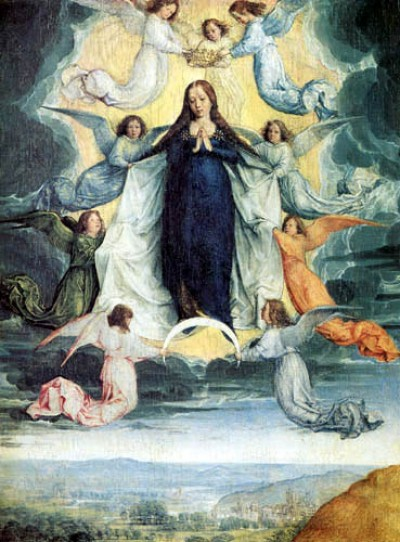 cathapol the assumption of the blessed virgin mary
