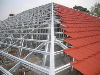 Kemiringan Sudut Atap Yang Ideal Sesuai Bahan Kemiringan Atap Rumah Tinggal Sesuai Bahan