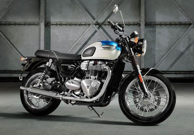 Triumph Bonneville T100 2017