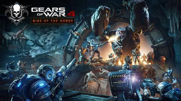Gran cantidad de novedades para la actualización gratuita de Gears of War 4