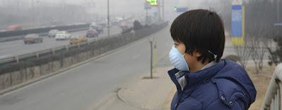 Riesgos salud contaminación