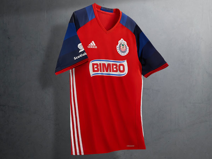 outlet store 197c3 b1b30 Chivas 2016 Third Kit Released - Footy Headlines