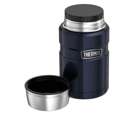 What to pack in your bag for a day at a theme park  - hot dog flask