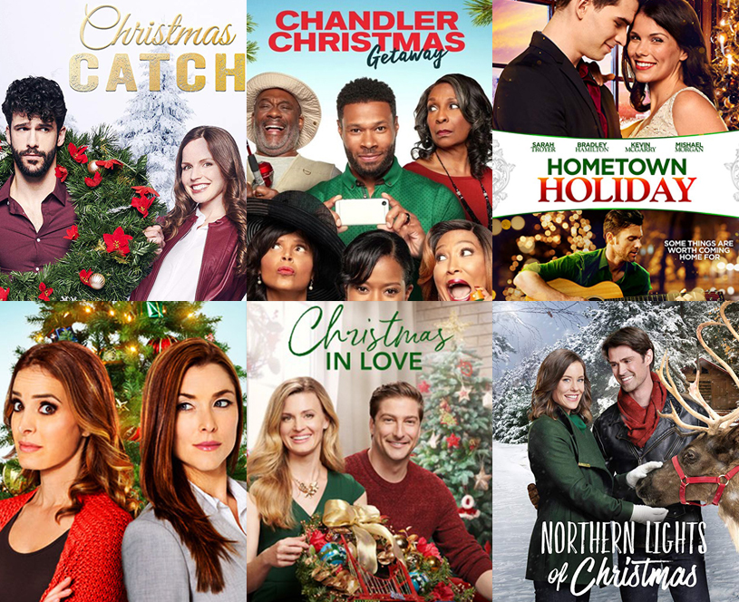 Fox And Spice New Winter Christmas Movies 2018 Tv