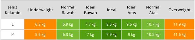 Cara Menghitung Berat Badan Ideal Sesuai Tinggi