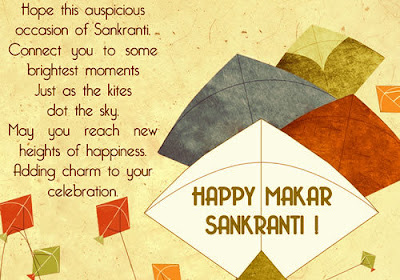 Makar Sankranti Quotes Greetings in English