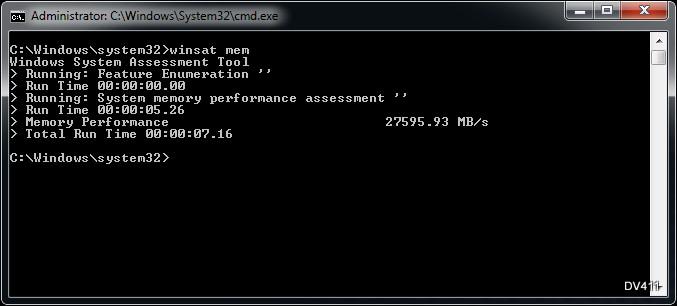 DV411: HP Z820 memory benchmark
