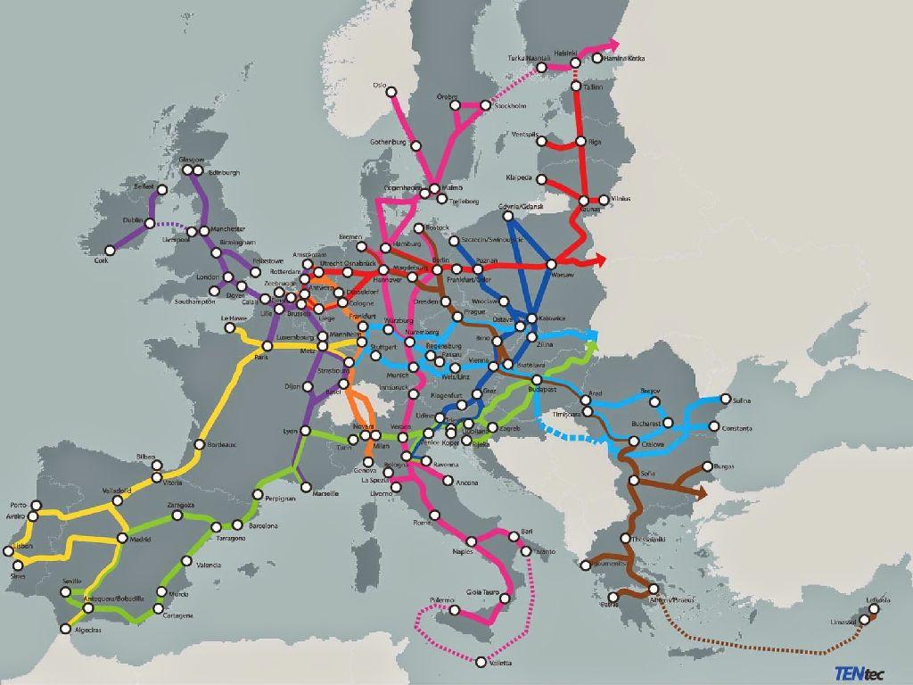 high speed train europe map High Speed Train Europe Map | Usa Map 2018