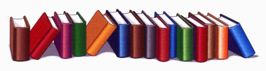 Resultado de imagen de cenefa de libros