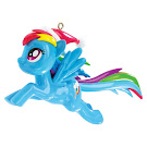 My Little Pony Christmas Ornament Rainbow Dash Figure by Carlton