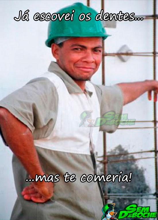 CANTADA #62 PEDREIRO