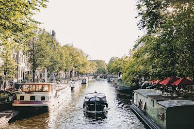 Design- und Travelguide für Amsterdam
