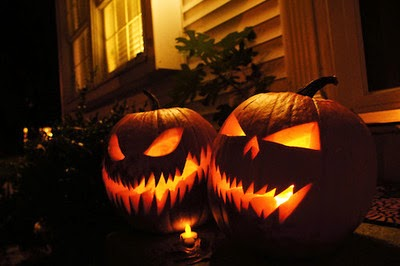 Evil Scary Pumpkin Carvings