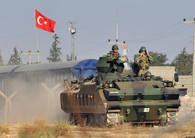 الاحتلال التركي لشمال سوريا