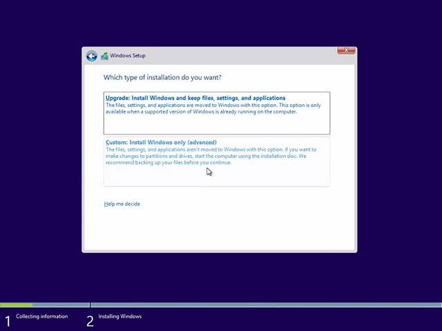 Cara Install Windows 8.1 dengan Flashdisk tanpa kehilangan data 6