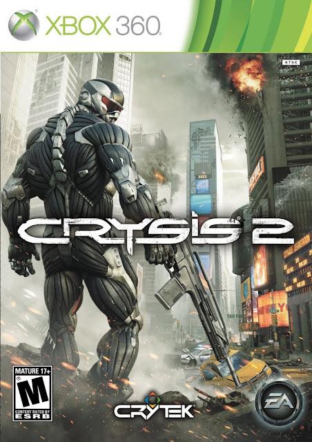 Crysis 2 - Xbox 360 - Spanish - Portada