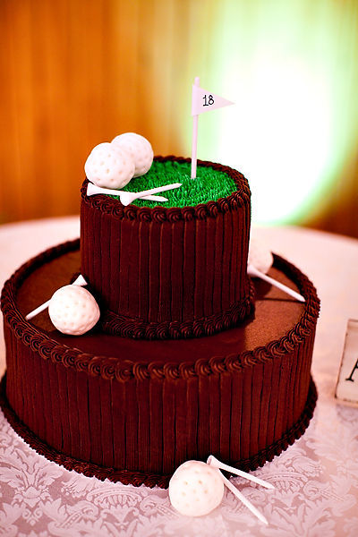 Golf Girl S Diary Top 10 Golf Cakes Creative
