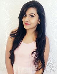 Actress Namratha Gowda