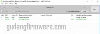 Cara Flashing/instal ulang Oppo R11s
