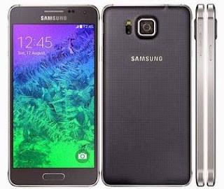 Samsung Galaxy Alpa