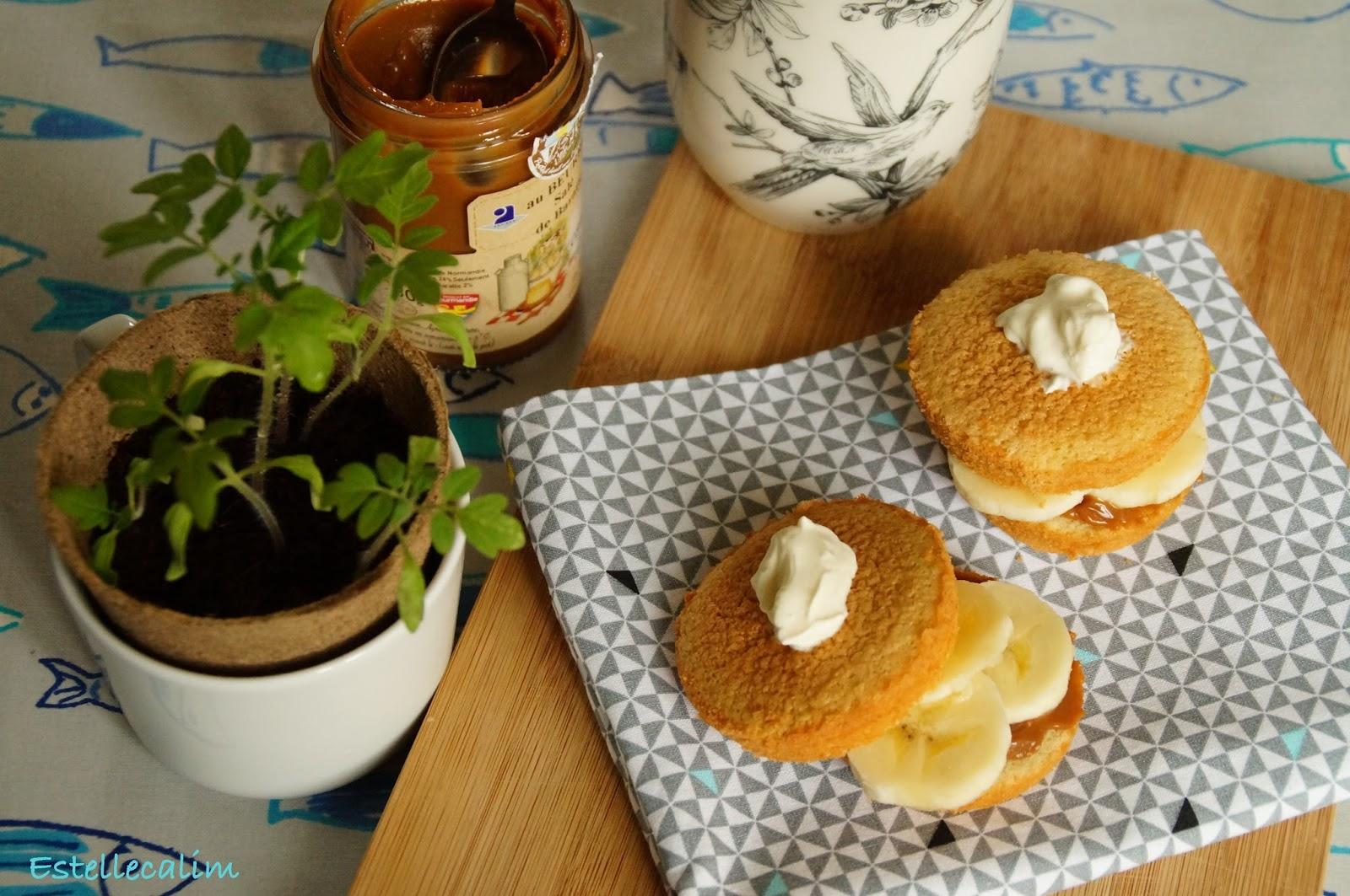 Mini Cake Confiture