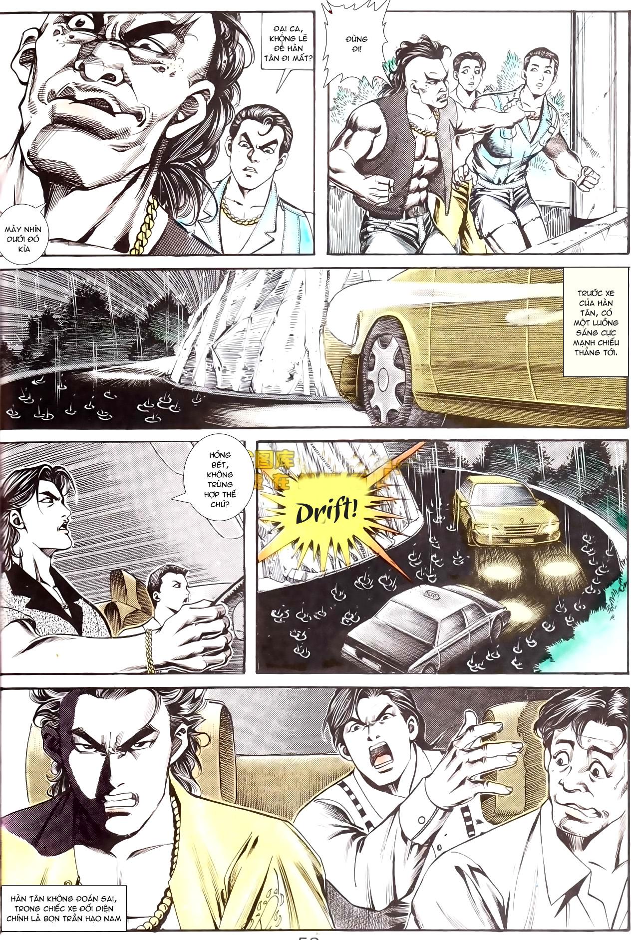 Người Trong Giang Hồ chapter 168: người đẹp dưới nước trang 14