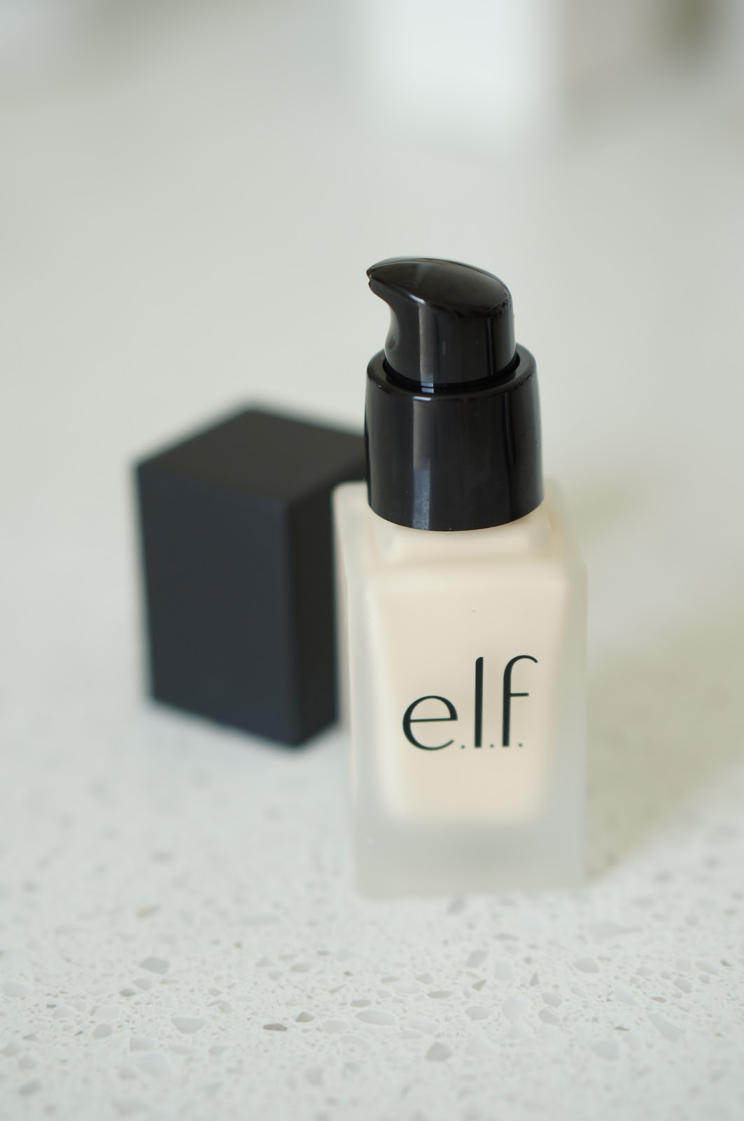 Popular North Carolina blogger Rebecca Lately shares her newest foundation Friday find.  Check out her review on the E.L.F. Flawless Finish Foundation!