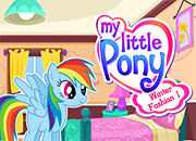 My Little Pony Moda Invierno 1 juego