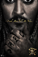 Pirates of the Caribbean Dead Men Tell No Tales Teaser Poster 2