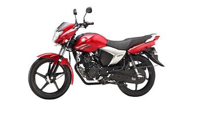 Yamaha Saluto 125cc side angle image HD