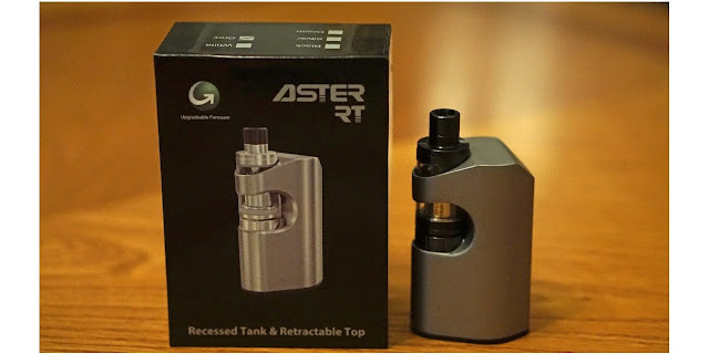 Eleaf Aster RT Melo RT 22 Starter Kit | 50% Off Only This Time