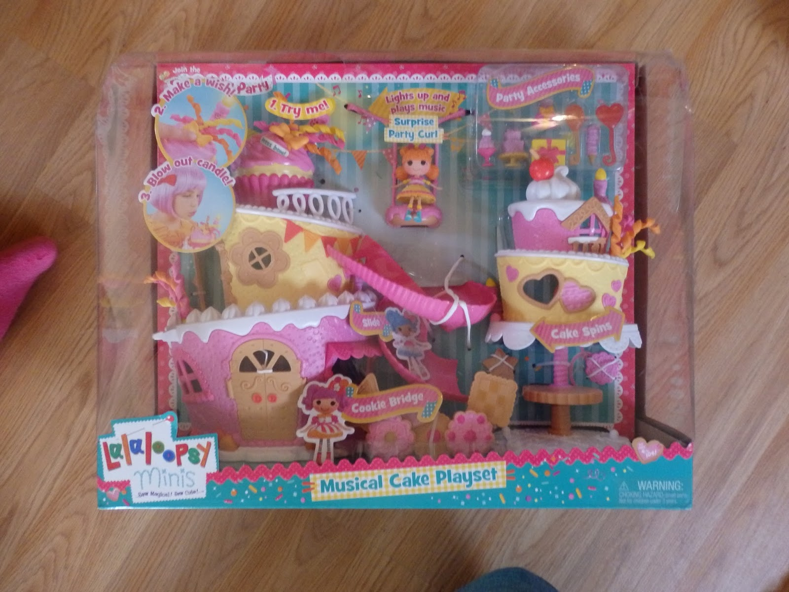 New Age Mama Mini Lalalopsy Super Silly Party Musical