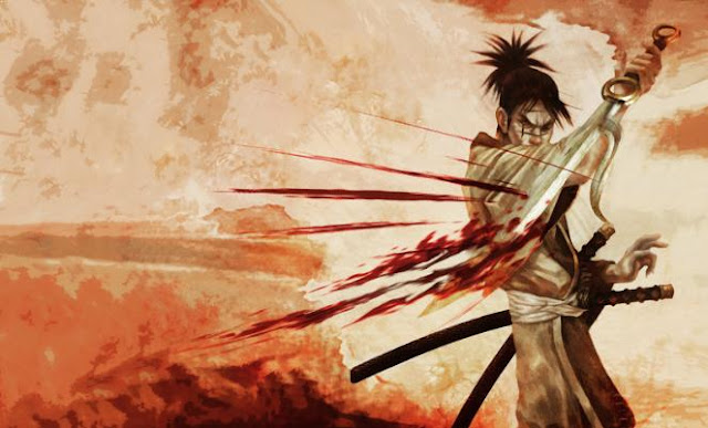 Manji ( Blade of the Immortal )