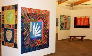 Flora, Fauna and Flow, exhibit by Sue Reno, image 5
