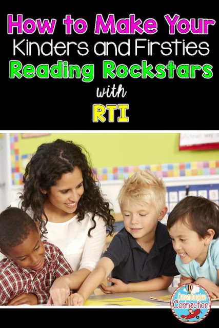 RTI can be a little overwhelming to navigate, but this post explains how to make it work for you and your students without losing your mind.