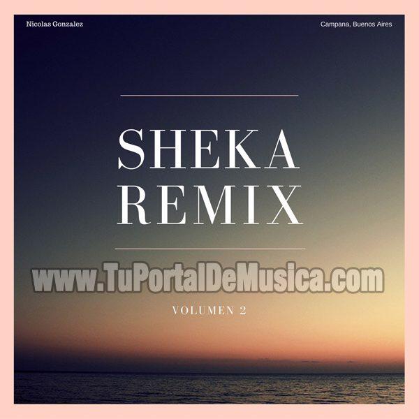 Sheka Remix Volumen 2 (2017)