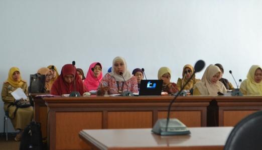 Pemkab Kep. Selayar Komitmen, Laksanakan Strategi PUG dan Dukung Kesetaraan Gender
