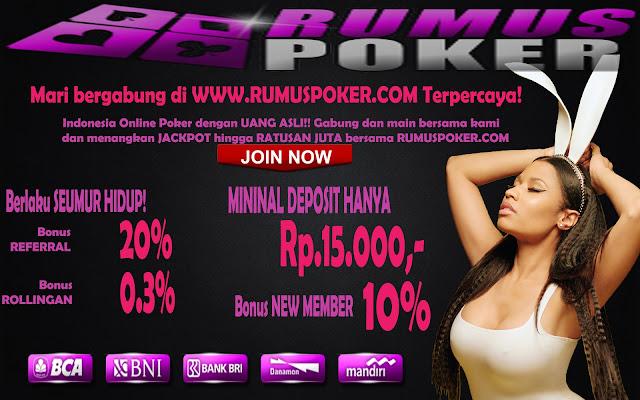 situs daftar poker online