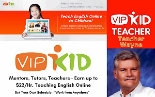 Work From Home - Teaching English As A Second Language