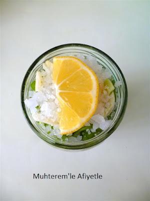 limonlu turşu tarifi
