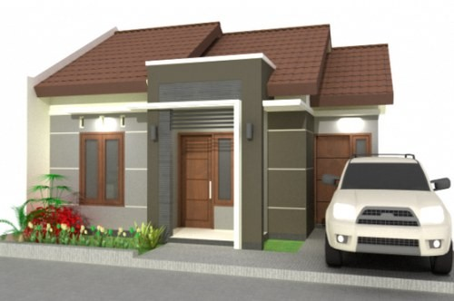 model rumah minimalis type 60 5