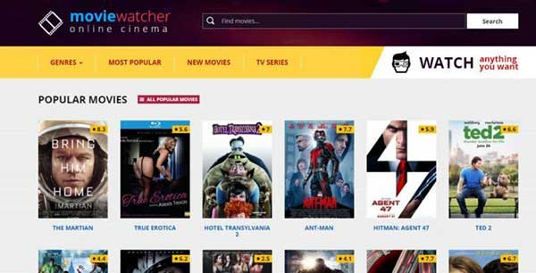 MovieWatcher: 40 Sites like OnlineMoviesCinema| Best alternatives to OnlineMoviesCinema: eAskme