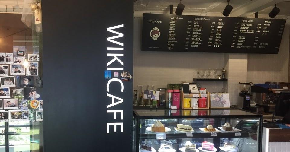 Wiki\'s K-pop cafe