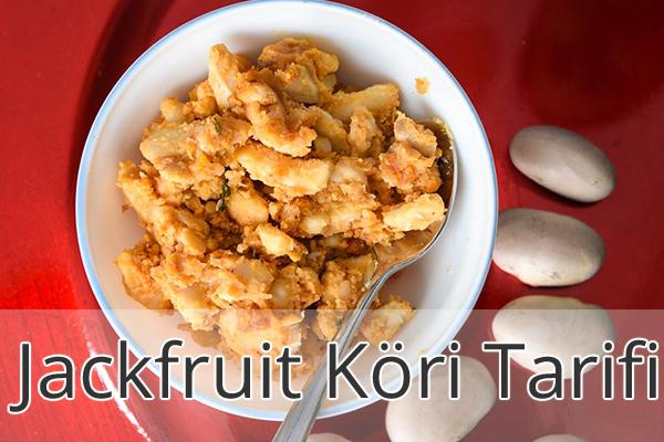 Jackfruit Köri Tarifi